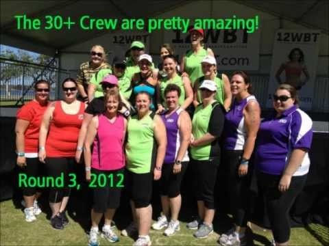 A video from the 12WBT Round 3 2012 30+ Crew! #video #12WBT