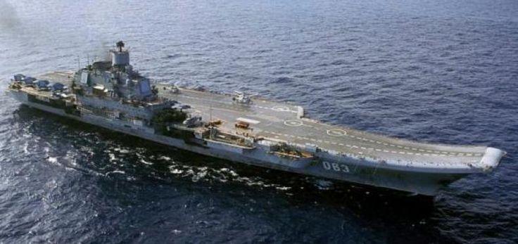 Gempur Pemberontak Suriah Rusia Kerahkan Kapal Induk  KONFRONTASI-Menteri Pertahanan Rusia Sergei Shoigu mengatakan negaranya melancarkan serangan peluru kendali terkoordinasi terhadap para pemberontak di Suriah Selasa (15/11) dan Moskow untuk pertama kalinya menggunakan kapal induk dalam penyerangan tersebut.  Shoigu menyatakan bahwa kapal fregat menembakkan rudal jelajah dan menerbangkan sejumlah jet tempur dari Admiral Kuznetsov satu-satunya kapal induk Rusia yang dilibatkan dalam…