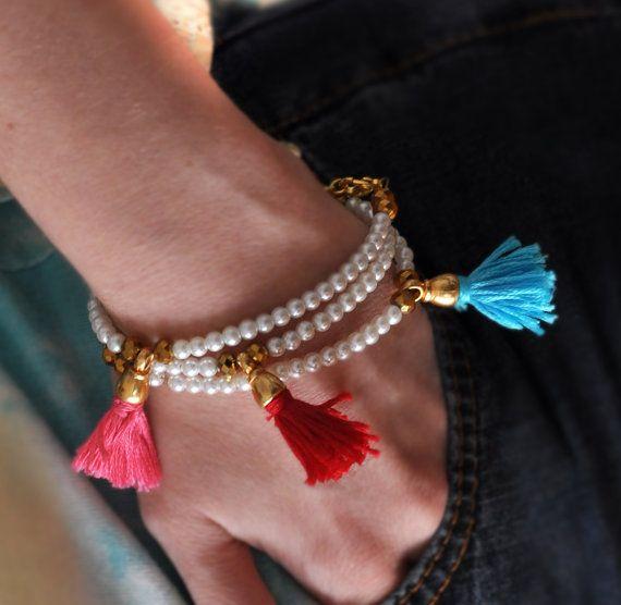 Charme armbanden  cadeau klosje armbanden  door stellacreations