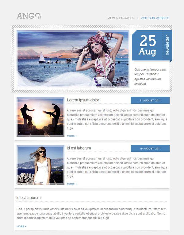 13 best edm template images on pinterest edm template