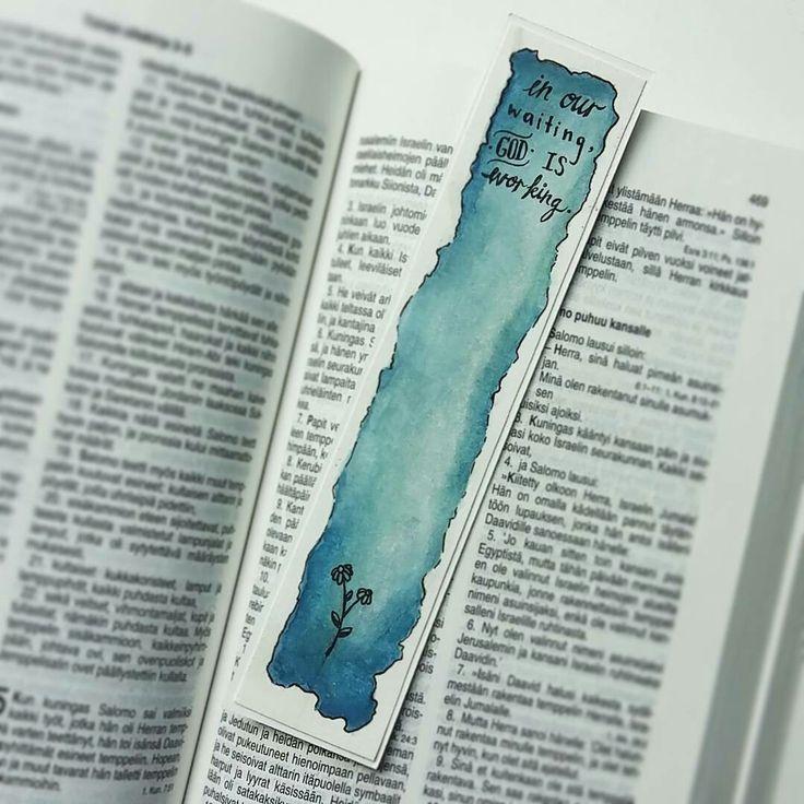 #handmadebookmark #handmadebykellylip #bible