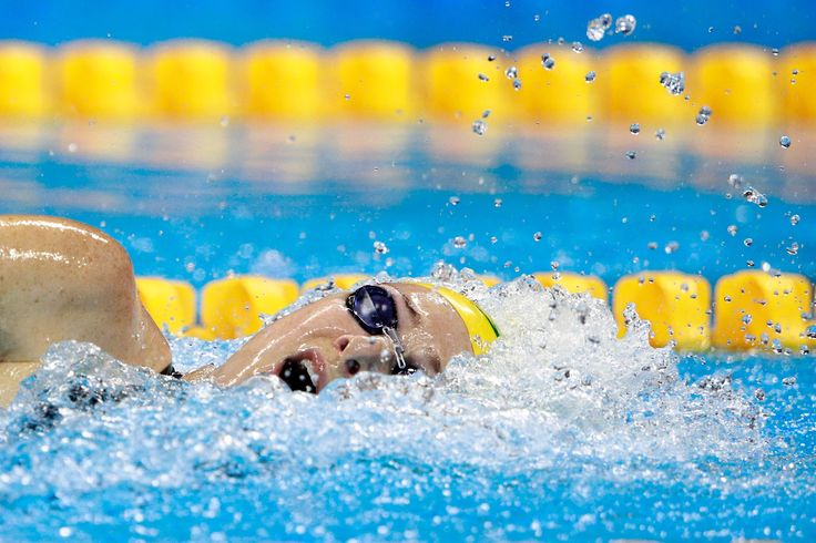 [VIDEO] - TEAMWORK: Australia Sets A New Olympic Record: Swimming ~ Olympic Games Rio 2016