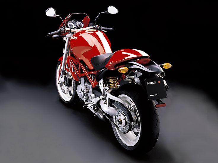 Ducati Monster S2R (2006)