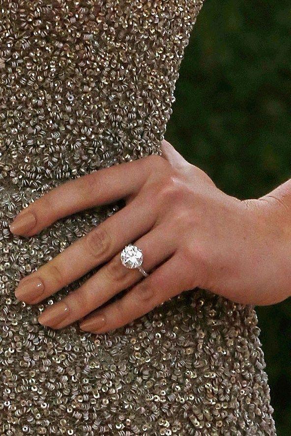 Best Celebrity Engagement Rings 2015 – Kim Kardashian, Mila Kunis (Glamour.com UK)
