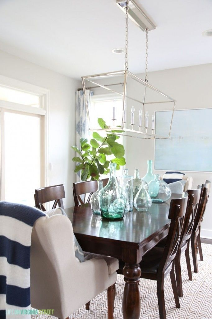 Our Spring Dining Room: 17 Best Images About Dining Room On Pinterest