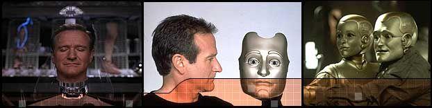 A kétszáz éves ember /Bicentennial Man/ magyarul beszélő, amerikai sci-fi, 130 perc, 1999 Andrew:Robin Williams Sir:Sam Neill