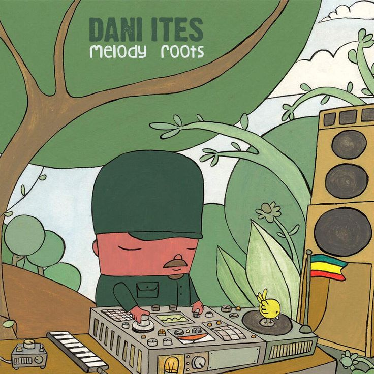 One track a day: GRASS VALLEY by Dani Ites