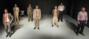 Glengarry Glen Ross - Seriousboys - http://aussietheatre.com.au/reviews/glengarry-glen-ross-seriousboys/