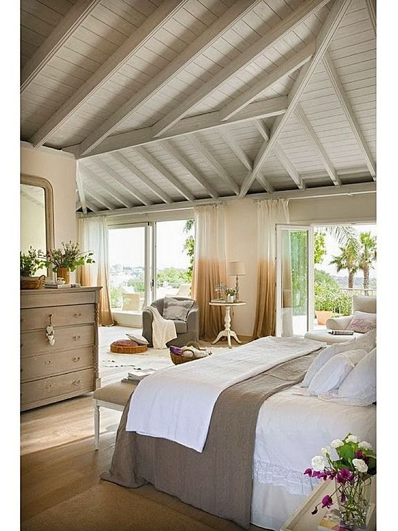 Cottage master bedroom design ideas pinterest for Cottage master bedroom ideas