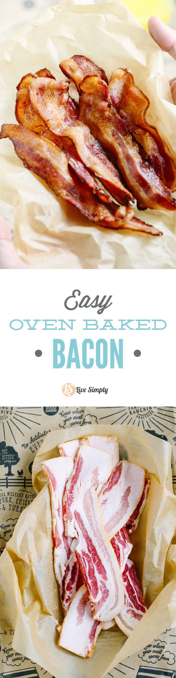 Ovenbaked Bacon