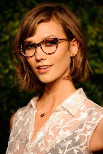 Karlie Kloss - Gli occhiali da vista delle star