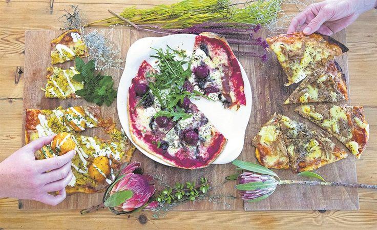Resep: Ingelegde beet vir gebruik op pizza.