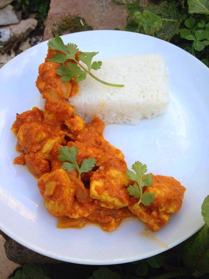 Cuisine ma ligne poulet tikka massala ww 5pp for Cree ma cuisine en ligne