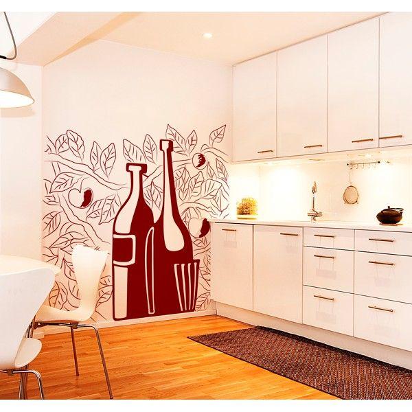 M s de 1000 ideas sobre vinilos decorativos cocina en - Pegatinas para cocinas ...
