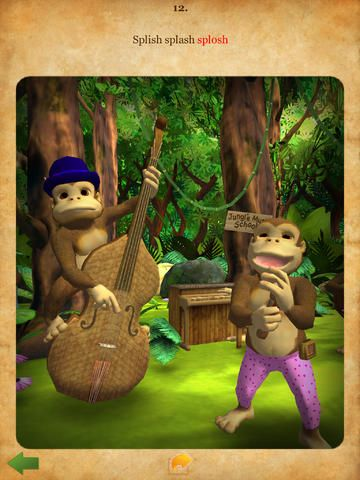 Free App Friday pick! Make A Song – Gorilla Band 2 – Best Apps For Kids