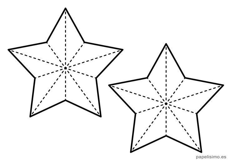 plantilla-estrellas-cinco-puntas-navidad-mediana