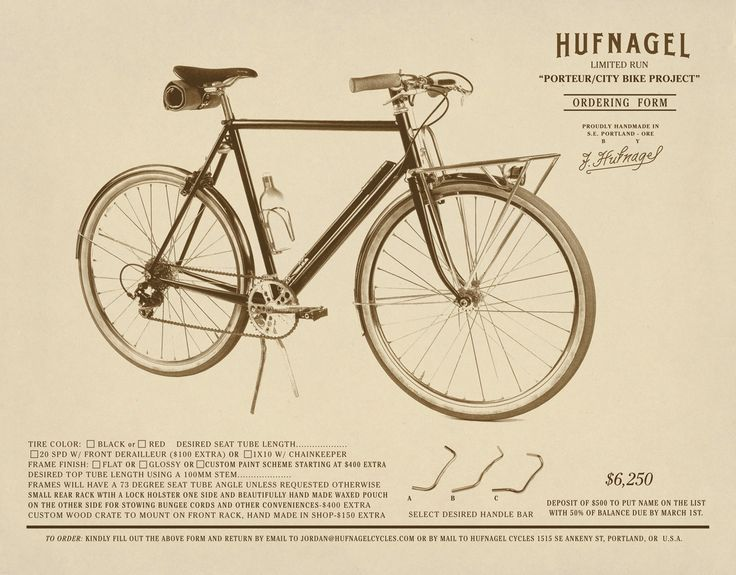 Hufnagel by Caleb Owen Everitt: one of my favorite graphic designers/artists of the moment.  He designs logos/brand identities that look as if they've existed since 1912 and were just now rediscovered as cool.