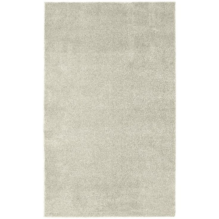 Garland Rug Bathroom Carpet - 5' x 6', Beig/Green (Beig/Khaki)