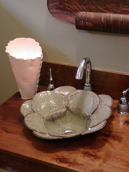 One of my first 6 Vessel Sinks and still one of my Favorites :-)