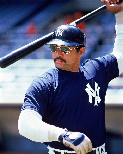 50 Greatest Yankees Reggie Jackson
