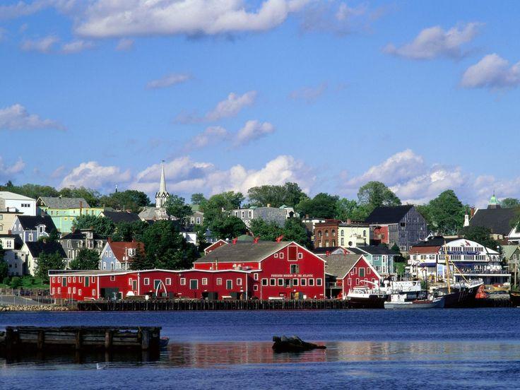 Lunenburg Nova Scotia...my family's homeland