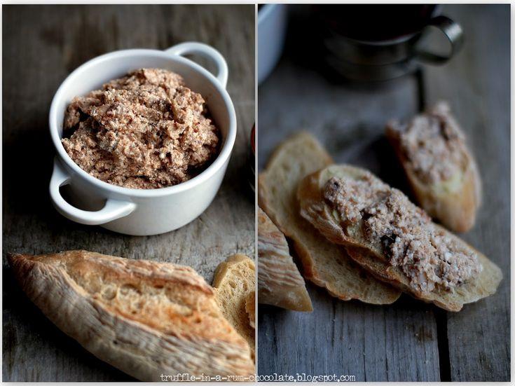 Trufla: Coś do chleba. Awanturka.