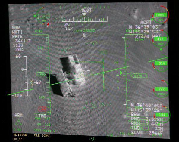 Aksi Pilot Drone AS Matikan Sasaran dari Jarak Jauh