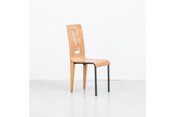 French Modernist Dining Chair | Vinterior   #vintage #chair
