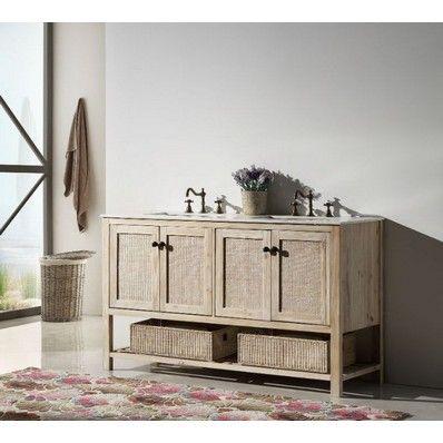 Gallery For Photographers Kristy Transitional Double Sink Bathroom Vanity by Legion Furniture Discount Bathroom Vanities