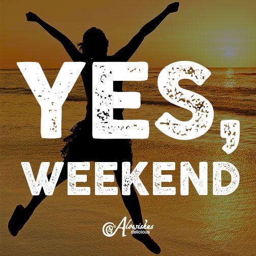 YES! #weekend #excitement #endofwork #motivation #inspiration #goodtimes #alowishus #cafe #bundaberg