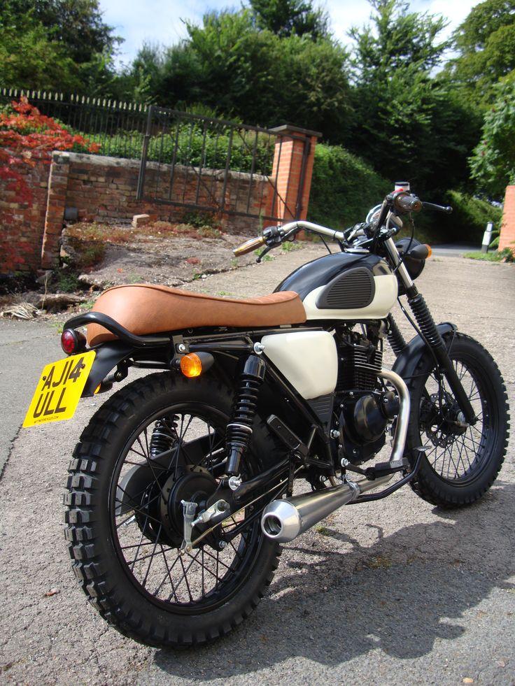 N.M MUTT   Blog   Mutt Motorcycles