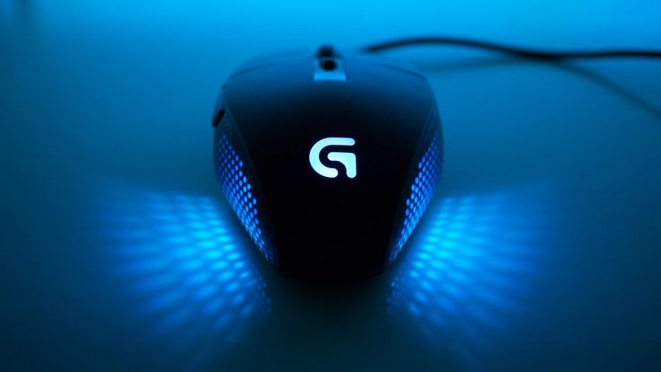 The Blue Angel - Logitech G302 Daedalus Prime Review