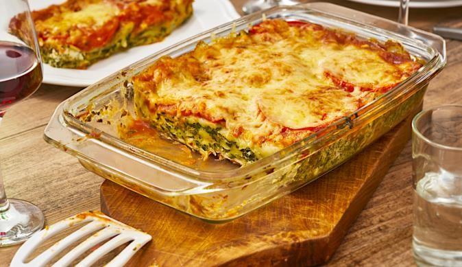 Wenn es einmal fleischlos sein soll, dann mach doch einfach die Lasagne mit Spinat von MAGGI.