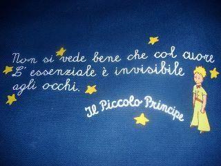 frase piccolo principe