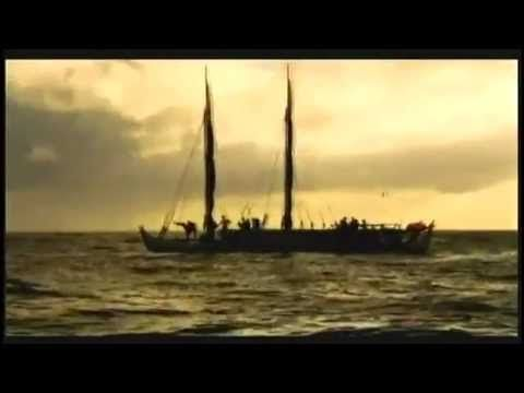 Who Really Discovered America History Channel - Polynesians!