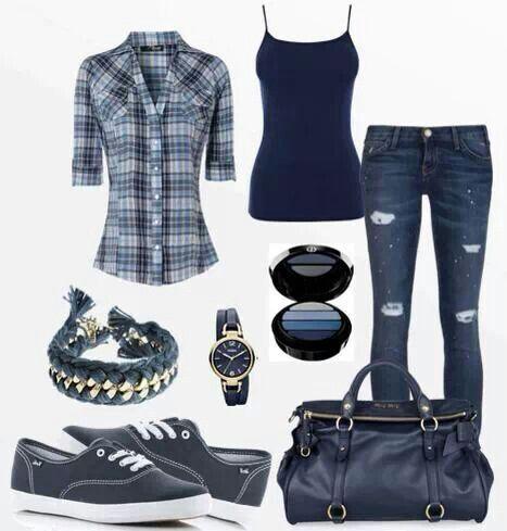 "Awsome ""supernatural"" outfit!!!! :)"