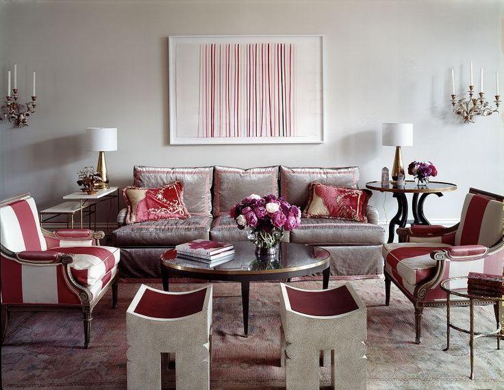 Розовая «акварель» от Сьюзен Кэслер