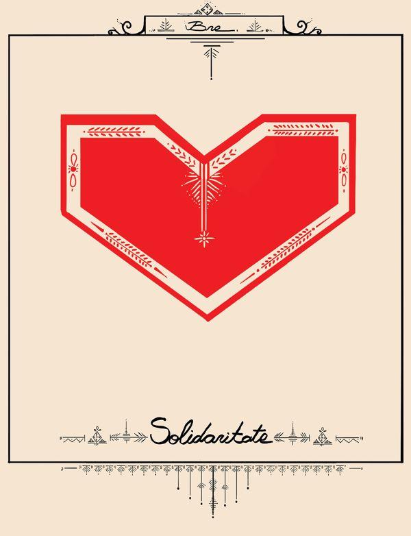 Bre Iubeste Romaneste-Dragobete- National Lovers Day on Behance
