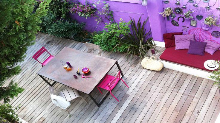 Les 155 meilleures images propos de beautiful outdoors sur pinterest d coration maison - Coin terrasse jardin argenteuil ...