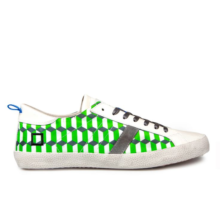 Spring Summer 2015 D.A.T.E. Sneakers Collection / Italian design /Hill Low Fantasy Zig Zag:http://bit.ly/1Nfg5wX