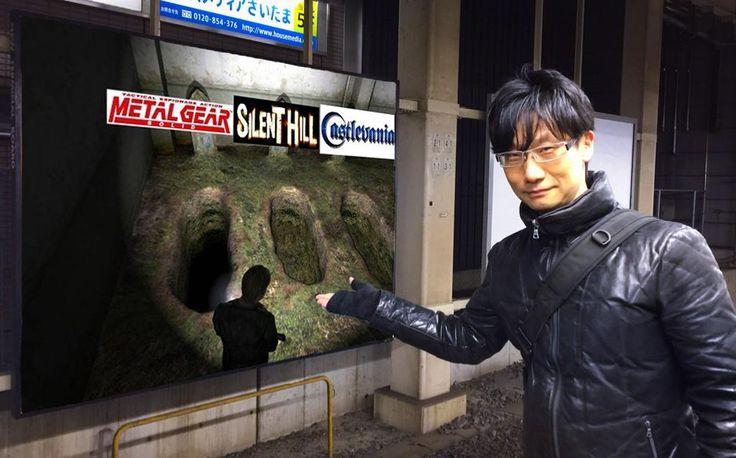 Hideo Kojima, Konami