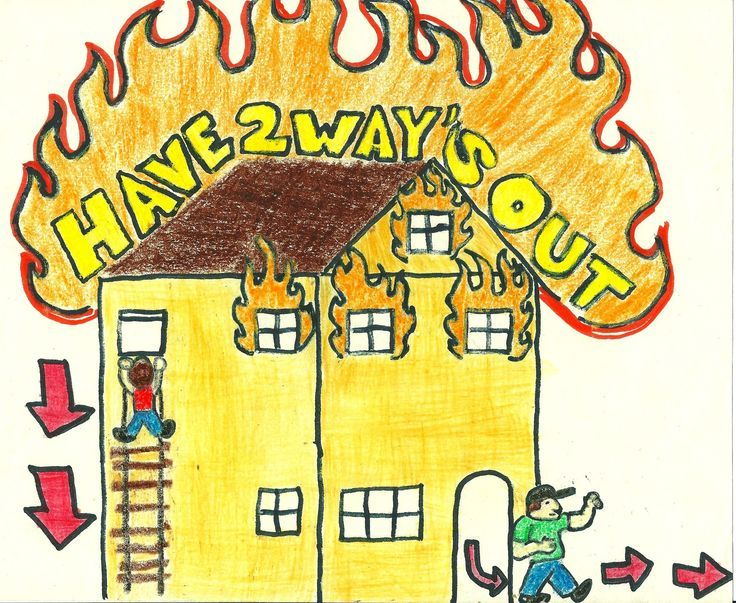 17 Best images about Fire Prevention Poster on Pinterest | Fire ...