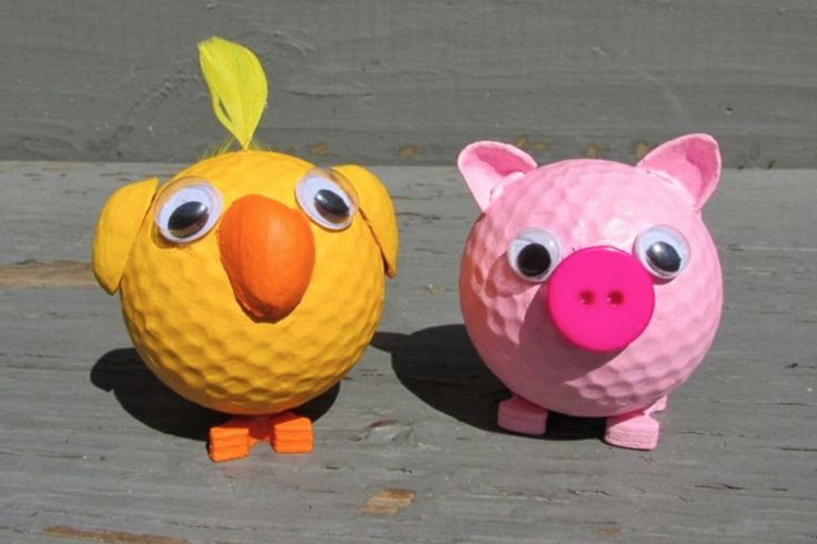13 Cute And Clever Ways To Repurpose Old Golf Balls