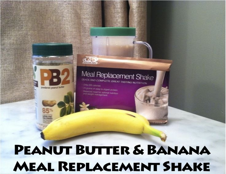 Playing with my favorite breakfast and had to share! PB2, banana, and Advocare meal replacement shake! www.advocare.com/14113503