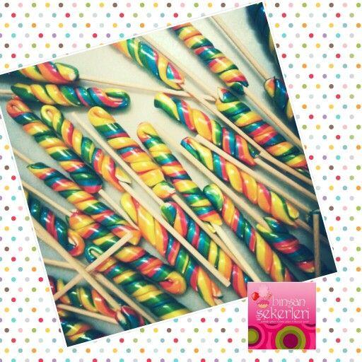 Lolipop şeker, lollipop candy