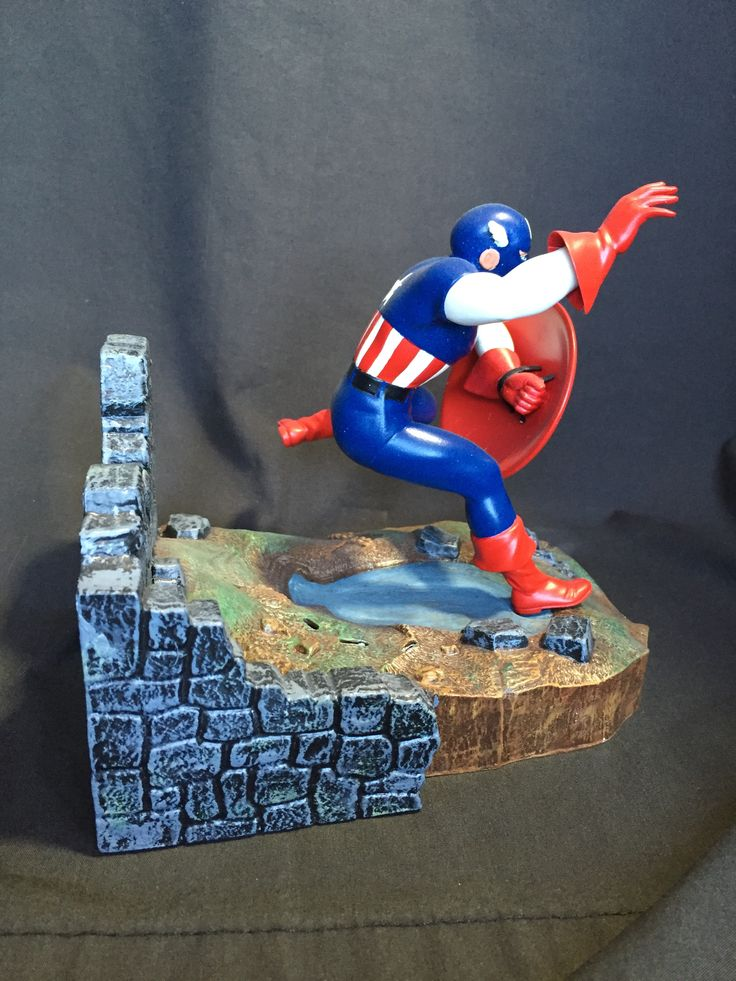 44 best astrojoe62 39 s custom action figures model kits and for Americas best paint