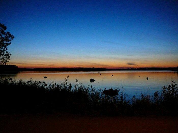 #sunset #kokkola #finland #night