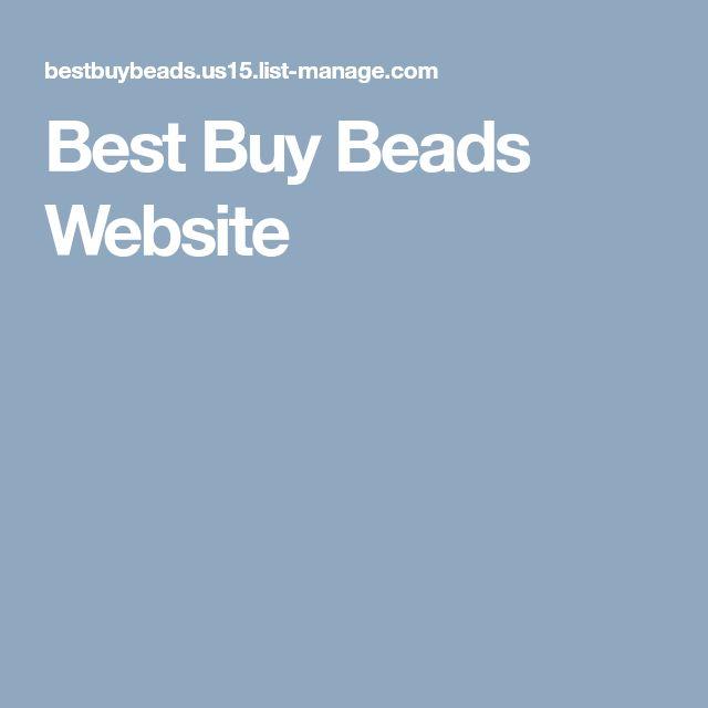 Best Buy Beads Website