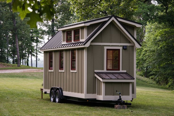 This Is A 150 Sq Ft Timbercraft Tiny Home In