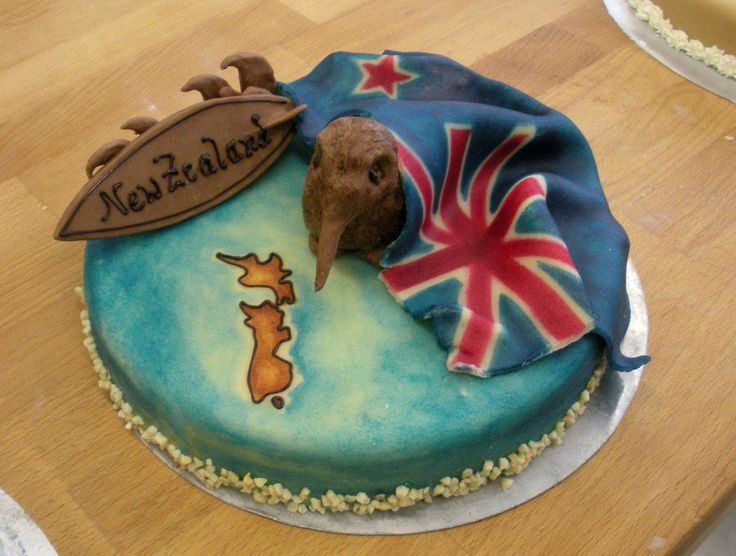 new zealand cake - Google Search